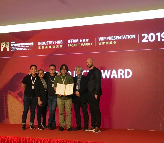 PHL entry wins top prize in Macao film festival project market