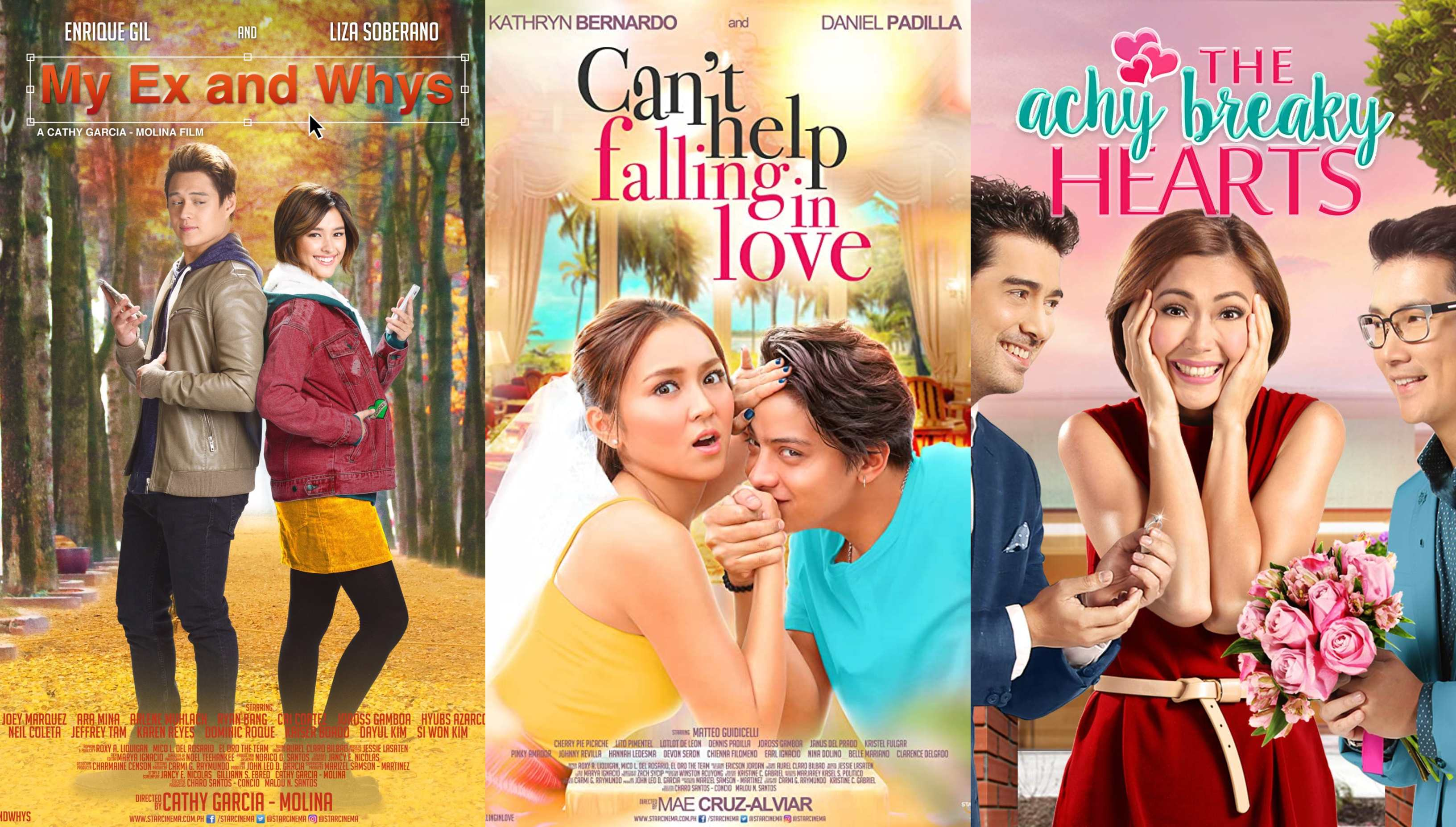 More ABS-CBN films to premier on China cable TV