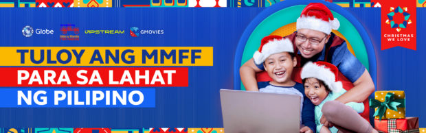 Keeping Up With Pinoy Christmas Traditions: UPSTREAM and GMovies bring MMFF 2020 to you