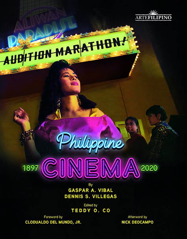 A masterful reference book on Philippine cinema