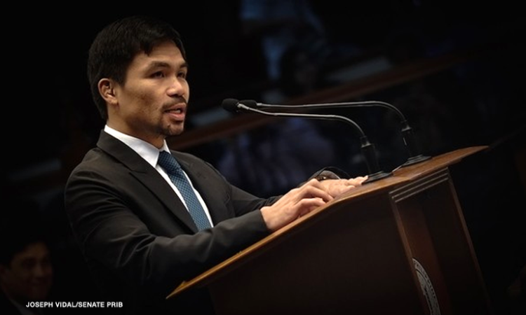 Pacquiao wants MMFF renamed to 'Philippine Film Festival'