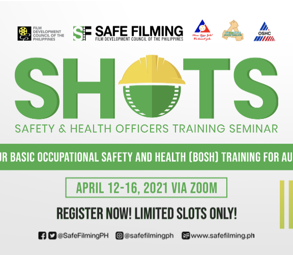 FDCP, DOLE to Hold Free Training Seminar, Participants to Get Safety Officer II Certification